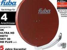 Fuba DAA 850 + DEK416