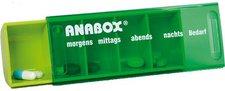AnMed Anabox Tagesbox gelbgruen