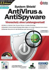 Avanquest System Shield AntiVirus & AntiSpyware (Win) (DE)