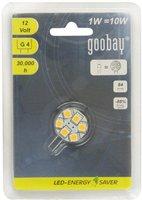 Goobay LED SMD 1W G4 Neutralweiß