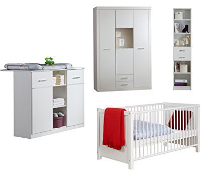 5-tlg. Babyzimmer Set