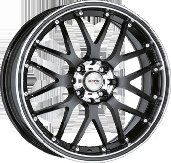 Platin Wheels P61 (8x18)