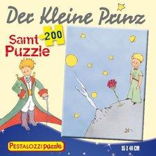 Honos Verlag PestalozziPuzzle - Samtpuzzle: Der Kleine Prinz (200 Teile)