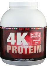 Mr.Big 4 Komponenten Protein (2000g)