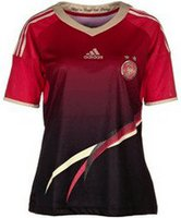 Adidas 11-12 Deutschland Away Trikot Damen