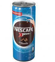 Nescafe Xpress Vanilla (250 ml)