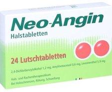 Eurim Neo Angin Halstabletten (24 Stk.)