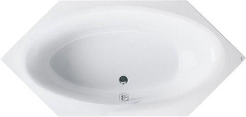 Ideal Standard Dynamic Sechseck-Badewanne 190 x 106 cm (K6672)