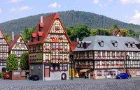 Kibri Hohes Haus und Eckhaus (7101)