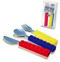 Fred Snack N'Stack Stapelbesteck