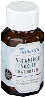 Naturafit Vitamin E 300 nat. Kapseln (75 Stk.)