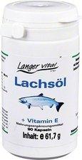Langer vital Lachsöl 500 mg + Vitamin E 5 Kapseln (90 Stk.)