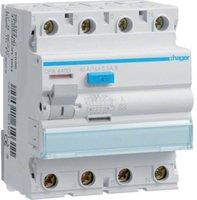Hager FI-Schutzschalter 4P 40A 300mA (CPA440D)