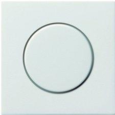 Gira Abdeckung mit Knopf für Dimmer und elektronisches Potentiometer (0650112)