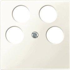 Merten Zentralplatte für Ankaro 4fach-Antennensteckdosen (296544)