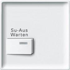 Merten Zentralplatte für Dienstzimmer-Anzeigeeinheit (4448)