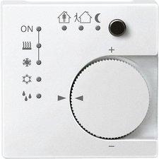 Merten 4-fach KNX Raumtemperaturregler UP/IP (616814)