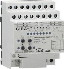 Gira Jalousieaktor 4fach REG (103900)