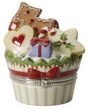 Villeroy & Boch Winter Bakery Decoration Treat Cupcake Geschenk