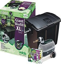 Velda Biofill XL Teichfilter 20000 Set