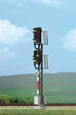 Busch Hauptsignal mit Vorsignal (5806)