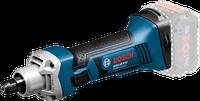 Bosch Akkugeradschleifer GGS 18 V-LI Professional ohne Akku