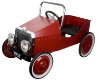 Great Gizmos Classic Pedal Car 1938 rot