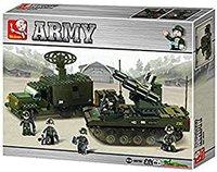 Sluban Land Forces - Artillerie Panzer Stellung