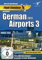 Aerosoft German Airports 3 - 2012 (Add-On) (PC)