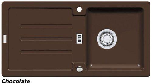 Franke Strata STG 614 chocolate (Fragranit DuraKleen)