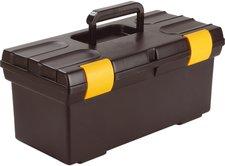 Curver Werkzeugkasten Basic 20'' schwarz gelb