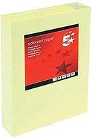 5-Star Kopierpapier gelb, A4, 80g (297641)