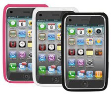 SKPAD Soft silicone case (iPhone 4)