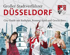 Stadtspiele-Verlag Großer Stadtverführer Düsseldorf