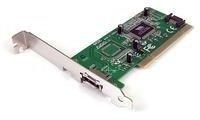 StarTech.com 1 Port eSATA + 1Port SATA PCI SATA Controller Card