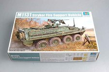 Trumpeter United State Army M1131 Stryker FSV (750398)