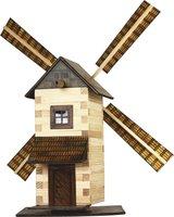 WALACHIA Holzbausatz Windmühle