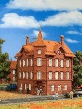 Vollmer Eisenbahner-Wohnhaus, Eckhaus (3807)