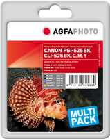 AgfaPhoto APCCLI526SETD (Farbe + schwarz)