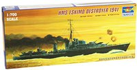 Trumpeter HMS Eskimo (F75) 1941 (755757 )