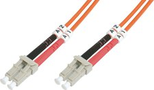 Assmann Digitus LWL Kabel Duplex LC/LC 50/125 OM2 3m