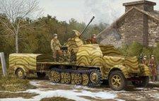 Trumpeter German 3,7 cm Flak 43 auf Selbstfahrlafette Sd.Kfz. 7/2 (751527)