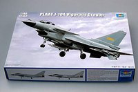 Trumpeter PLAAF J-10A Vigorous Dragon (752841)
