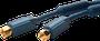 Clicktronic 70391 F-Koaxial SAT Antennenkabel 95dB (3,0m)