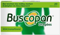 Boehringer Buscopan Dragees