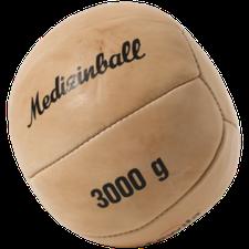 Cawila Leder-Medizinball 2,0 kg