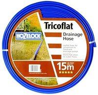Hozelock Tricoflat-Schlauch 40 mm 15 m (6215)