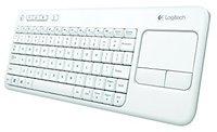 Logitech Wireless Touch Keyboard K400 FR