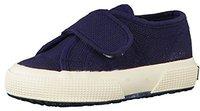 Superga Classic Kinder Sneaker (2750-JVEL) blau