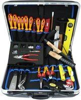 Famex Elektriker Werkzeugkoffer 32-teilig